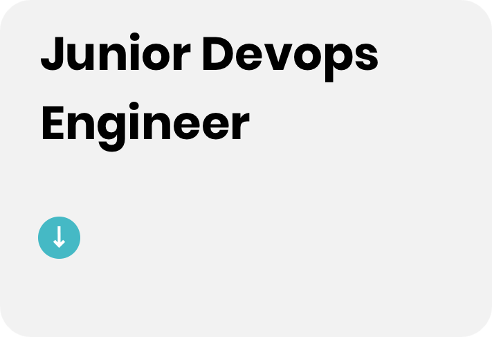 junior-devops-engineer